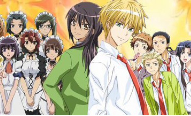 Kaichou Wa Maid-Sama – Xem Anime